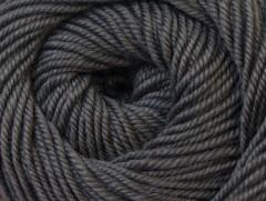 Vlna de luxe - tmavě šedá
