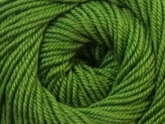 Vlna de luxe - zelená