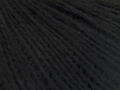 Vlna fajn 30 - černá 1