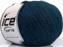 Vlna fajn 30 - modrá 1