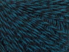 Vlna fajn 30 - tyrkysovočerná