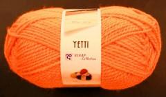 Yetti - oranžová neon č. 50011