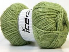 Zerda Alpaka - zelená