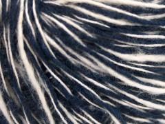 Zucchero bavlna - antracitověčernobílá
