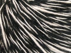 Zucchero bavlna - černobílá