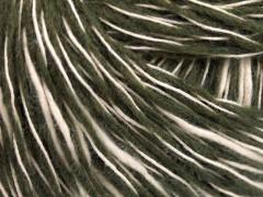 Zucchero bavlna - tmavě khakikrémová